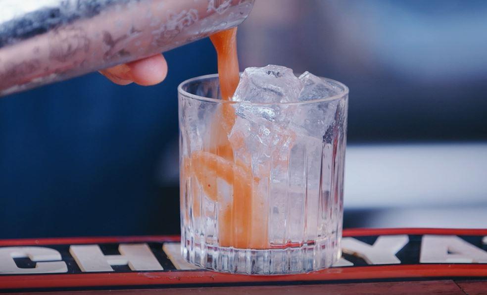 DIKKE Beere Cocktail