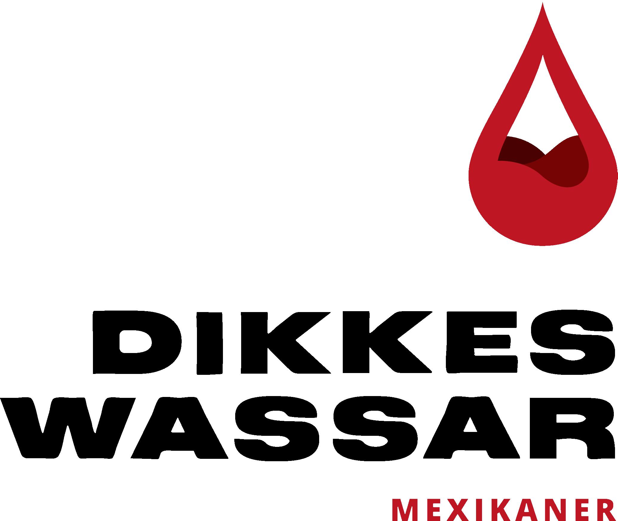 DIKKES WASSAR Mexikaner Logo